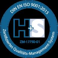 HS Siegel - Zertifiziertes Qualitäts Managementsystem