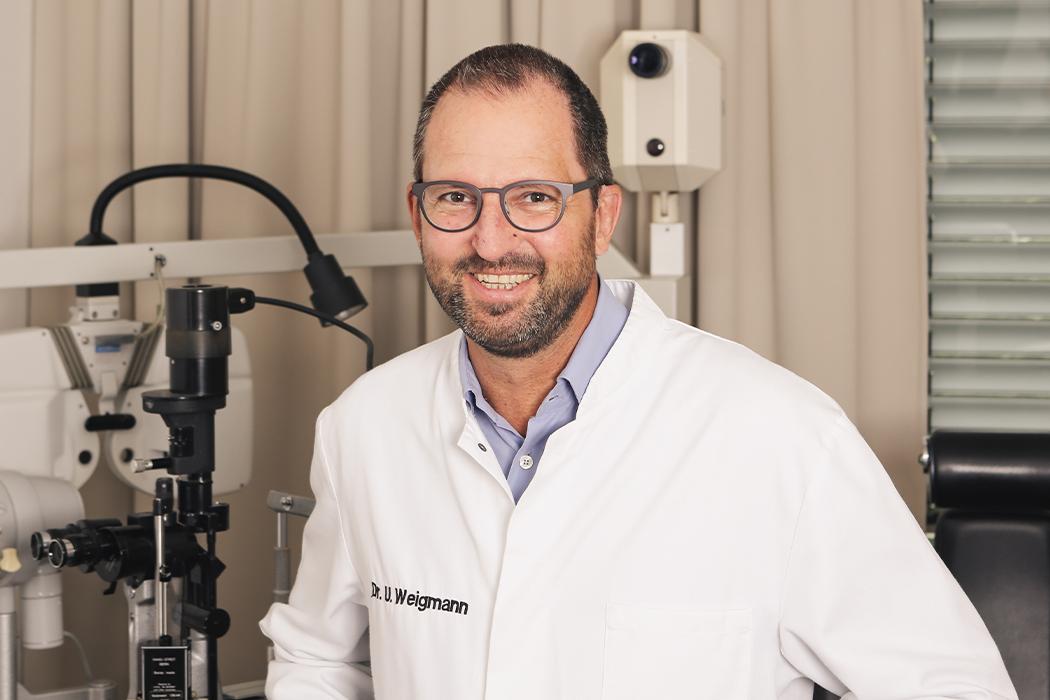 Facharzt für Augenheilkunde Dr. med. Ulrich Weigmann - Augenklinik Dr. Hoffmann