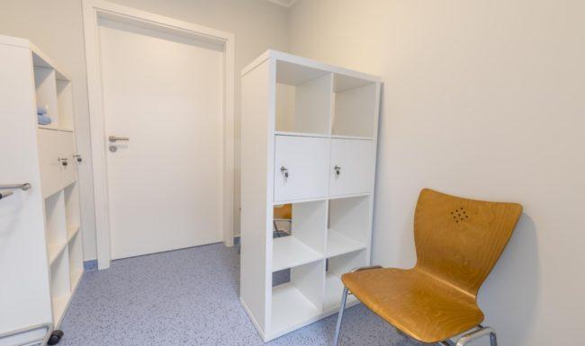 Räumlichkeiten im Augenzentrum Göttingen